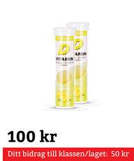 D-Vitamin Brusrör 2-Pack