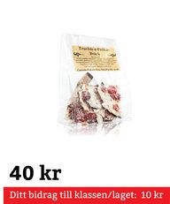 Chokladbräcke Tranbär/Polka