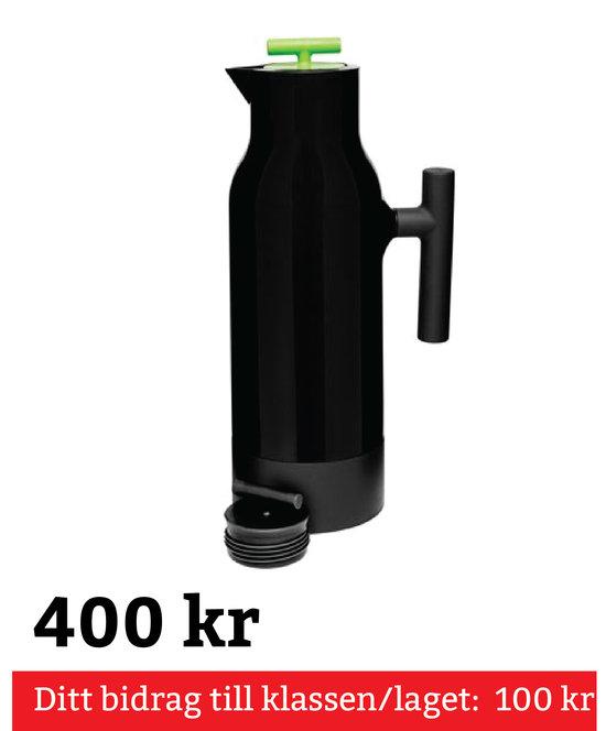 Accent Kaffekanna Svart