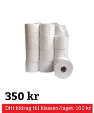 Toalettpapper 42 Rullar 2100 Meter