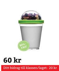Fresh Yoghurtbägare Grön