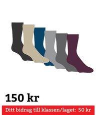 Finsocka Classic 5-Pack Str 39-42
