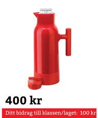 Accent Kaffekanna Röd