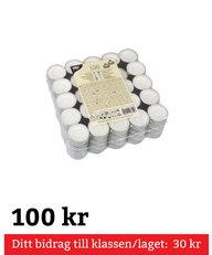 Värmeljus 100 pack