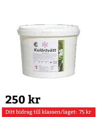 Tvättmedel Kulör 4 kg 220 Tvättar