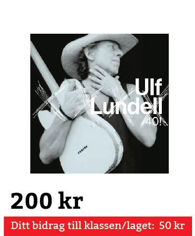 Ulf Lundell 40! (2CD) (Album)
